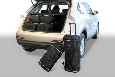 Car-Bags Audi Q3 Reisetaschen-Set (8U) ab 2011-2018   3x56l + 3x33l
