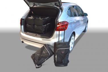 Car-Bags BMW 2 series Active Tourer Reisetaschen-Set (F45) ab 2014 | 3x60l + 3x32l