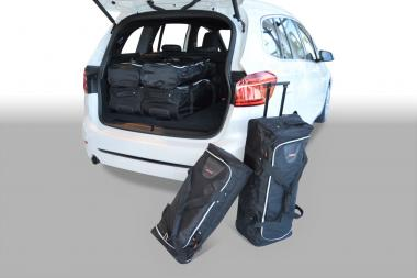 Car-Bags BMW 2 series Gran Tourer Reisetaschen-Set (F46) ab 2015 | 3x63l + 3x43l