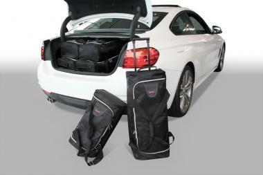 Car-Bags BMW 4 series Coupé Reisetaschen-Set (F32) ab 2013   3x64l + 3x45l