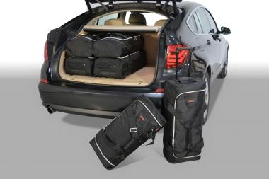 Car-Bags BMW 5 series GT Reisetaschen-Set (F07) 2009-2017 | 3x57l + 3x39l