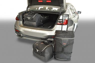 Car-Bags BMW 7 740e iPerformance Reisetaschen-Set (G11-G12) plug-in hybrid) ab 2017 | 2x92l + 2x47l + 1x32l