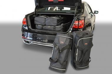 Car-Bags BMW 7 series Reisetaschen-Set (G11) + Li (G12) ab 2015 | 3x75l + 3x48l