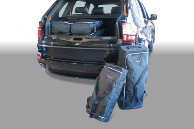 Car-Bags BMW X5 series Reisetaschen-Set (E70) 2007-2013 | 3x70l + 3x43l