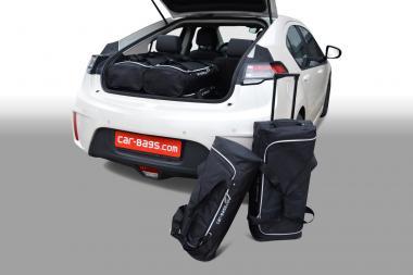 Car-Bags Chevrolet Volt Reisetaschen-Set ab 2011 | 3x57l + 3x39l
