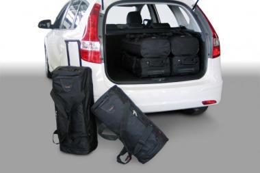 Car-Bags Hyundai i30 Reisetaschen-Set CW (FD-FDH) 2007-2012 | 3x63l + 3x43l