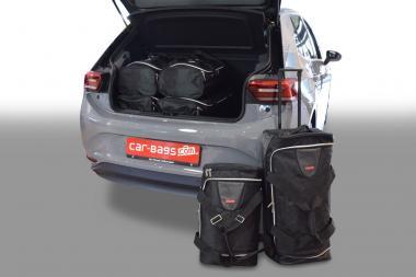 Car-Bags Volkswagen ID.3 Reisetaschen-Set ab 2020 | 3x70l + 3x38l