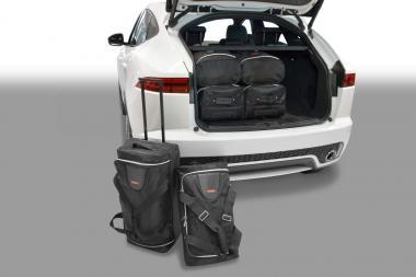 Car-Bags Jaguar E-Pace Reisetaschen-Set ab 2017 | 3x60l + 3x37l