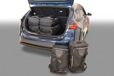 Car-Bags Kia Cee'd Reisetaschen-Set (CD) ab 2018 mit verstellbarem Ladeboden in niedriger Position | 3x54l +3x34l