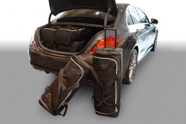 Car-Bags Mercedes-Benz C-Klasse Reisetaschen-Set (W205) ab 2014   3x64l + 3x45l