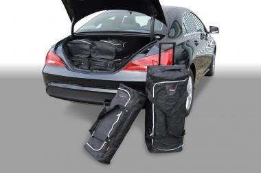 Car-Bags Mercedes-Benz CLA Reisetaschen-Set (C117) 2013-2019 | 3x63l + 3x43l