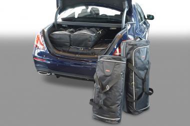 Car-Bags Mercedes-Benz E-Klasse Reisetaschen-Set (W212) Limousine 2009-2016 | 3x75l + 3x50l