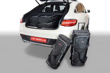 Car-Bags Mercedes-Benz GLE Coupé Reisetaschen-Set (C292) ab 2015   3x75l + 3x50l