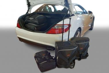 Car-Bags Mercedes-Benz SLK / SLC Reisetaschen-Set (R171) 2004-2011 | 2x53l + 2x31l + 1x36l