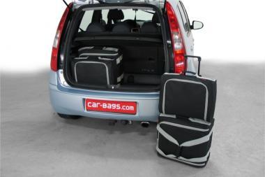 Car-Bags Mitsubishi Colt Reisetaschen-Set (Z30) 2004-2009 | 2x45l + 2x25l