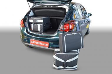 Car-Bags Opel Corsa E Reisetaschen-Set ab 2014 ...