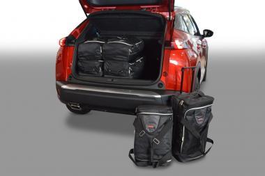 Car-Bags Peugeot 2008 II Reisetaschen-Set 2019-heute