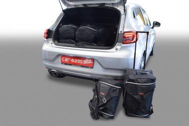 Car-Bags Renault Clio Reisetaschen-Set V ab 2019   3x55l + 3x26l
