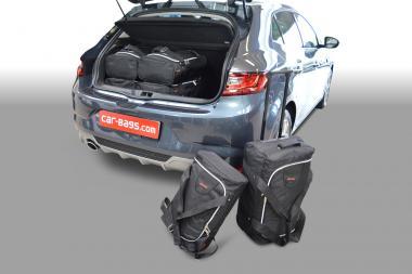 Car-Bags Renault Mégane Reisetaschen-Set IV ab 2016   3x81l + 3x46l
