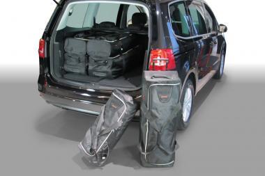 Car-Bags Seat Alhambra Reisetaschen-Set II (7N) ab 2010   3x88l + 3x47l