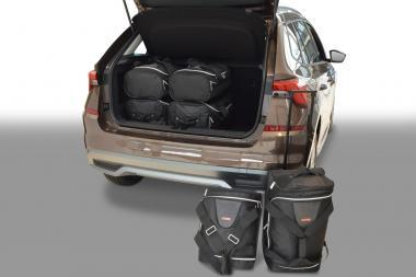 Car-Bags Skoda Kamiq Reisetaschen-Set ab 2019   3x55l + 3x26l