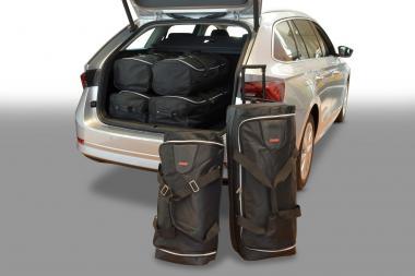 Car-Bags Skoda Octavia IV Combi (NX) Reisetaschen-Set ab 2020