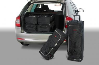 Car-Bags Skoda Octavia Reisetaschen-Set II (1Z) Combi 2004-2013 | 3x91l + 3x63l