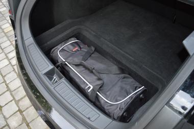 Car-Bags Tesla Model S Rollenreisetasche 2w für Kofferraum / Gepäckraum ab 2012 | 1x63l