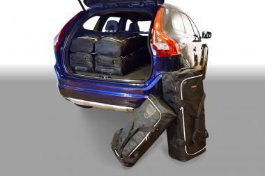 Car-Bags Volvo XC60 Reisetaschen-Set I 2008-2017   3x81l + 3x45l