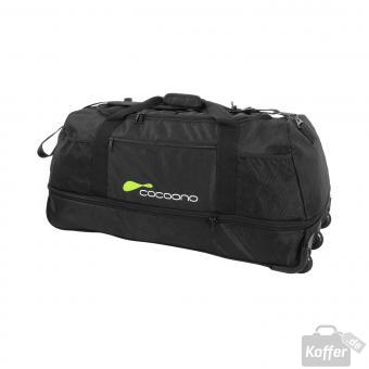 Cocoono Twister Reisetasche XL zusammenrollbar schwarz