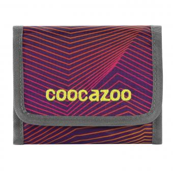 Coocazoo CashDash Geldbeutel Soniclights Purple