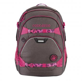 Coocazoo ScaleRale *Mixed Melange* Limited Edition Schulrucksack Pink Leo