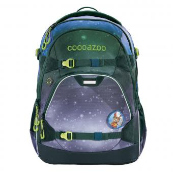 Coocazoo ScaleRale *OceanEmotion* Limited Edition Schulrucksack Galaxy Blue