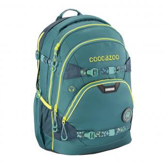 Coocazoo e-ScaleRale *TecCheck* Limited Edition Schulrucksack Petrol