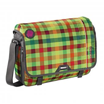 Coocazoo Taschen Schultertasche HangDang Hip To Be Square Green