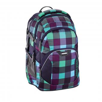 Coocazoo Schulrucksäcke JobJobber 2 Rucksack Green Purple District