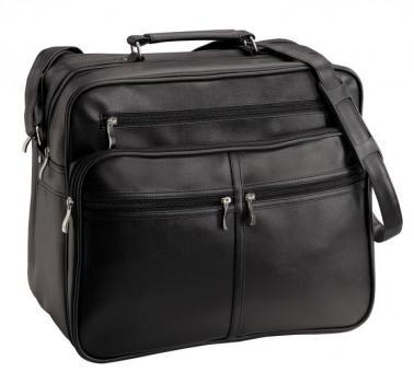 d&n Bags & More Flugumhänger 2708 schwarz