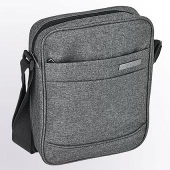 d&n Bags & More Umhängetasche 5600 grau