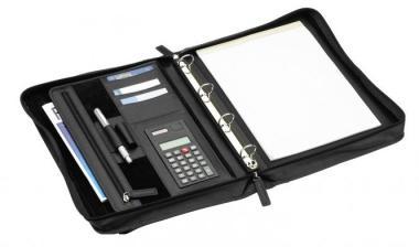 d&n Easy Business Schreibmappe 5598 schwarz