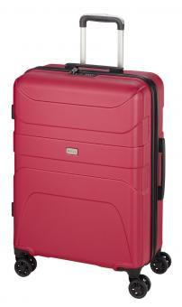 d&n Travel Line 21 Trolley S 4R, 55cm 2150 Pink