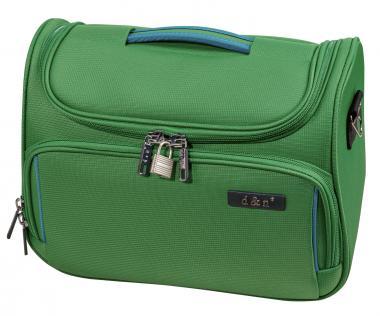 d&n Travel Line 79 Beauty Case 7930 grün