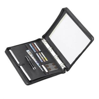 Dermata Schreibmappe 8510F schwarz