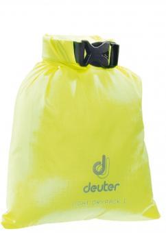 Deuter Packtasche Light Drypack 1 neon