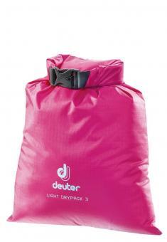 Deuter Packtasche Light Drypack 3 magenta
