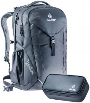 Deuter School Ypsilon Schulrucksack-Set 2tlg. *Limited Edition 2020* simply black