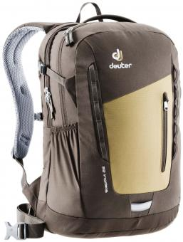 """Deuter StepOut 22 Daypack Rucksack 15,6"""" clay-coffee"""