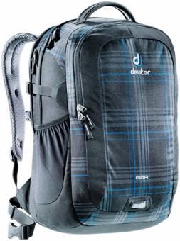 Deuter GIGA Rucksack School & Daypack 15,6´´ blueline check bei Koffer.de