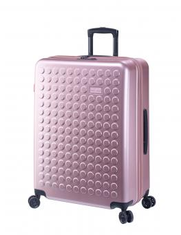 Dot-Drops Chapter 2 extra-light Trolley L 4R 73cm, kreativ individualisierbar Pale Rose