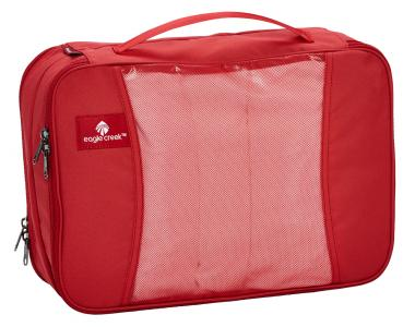 Eagle Creek Pack-It Original? Clean Dirty Cube M red fire