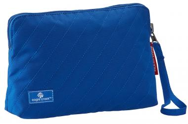 Eagle Creek Pack-It Original™ Quilted Reversible Wristlet blue sea